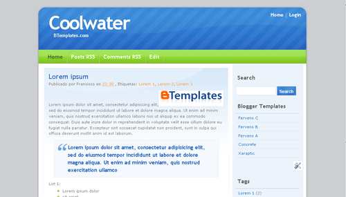 coolwater