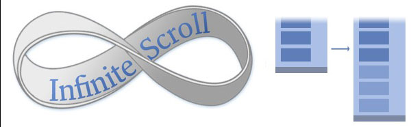 Scroll infinito en Blogger