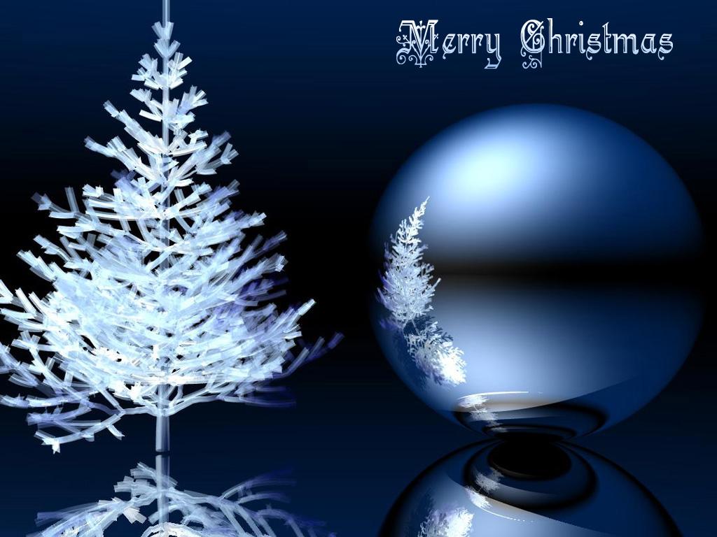 Fondo de pantalla para un blog navideño