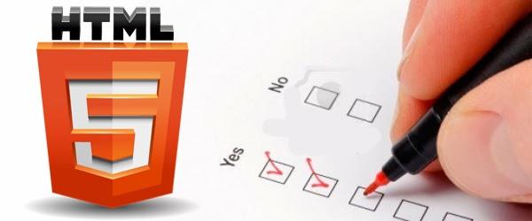 Autovalidación en formularios: Jquery Validator o HTML5