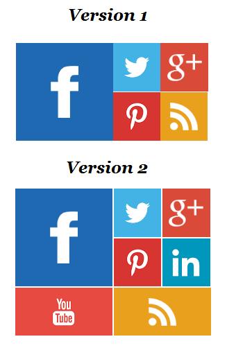 metro-social-widget-demos