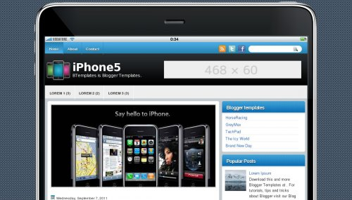 iphone5-blogger-template