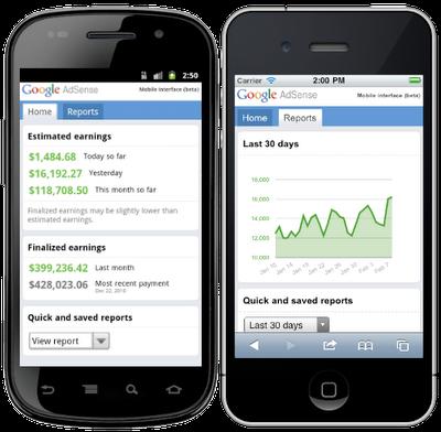 Configurar correctamente Adsense en móviles