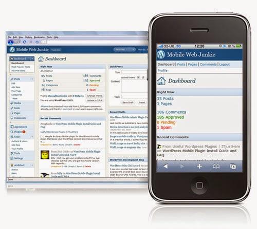 wordpress-version-mobile