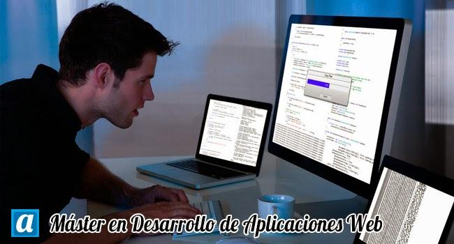 master-desarrollo-aplicaciones-web