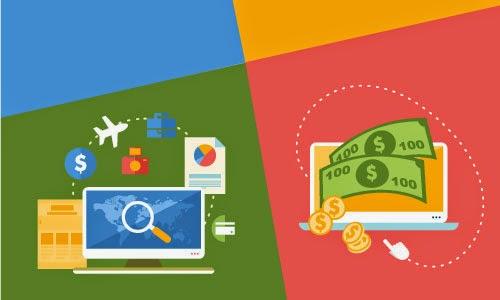 Maneras de ganar dinero en Internet