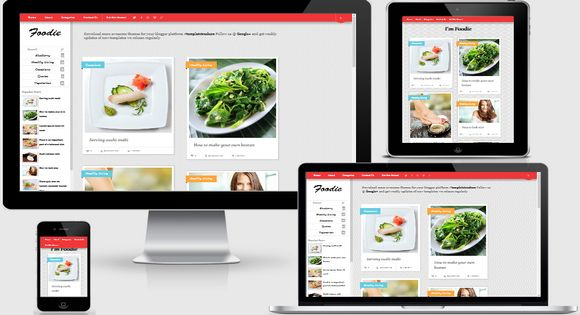 Foodie-Responsive-Blogger-Template
