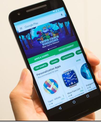 Nueva Google Play