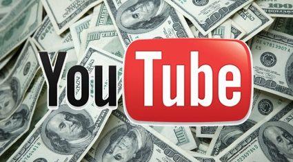 Dinero-Youtube