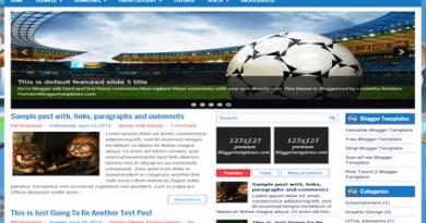 FootballZone-Blogger
