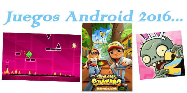 juegos android 2016