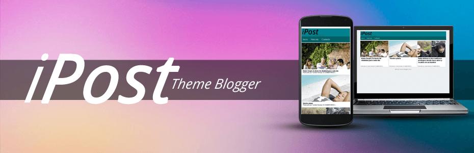 ipost-blogger-plantilla