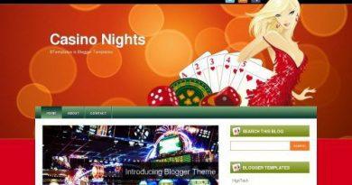 casino-nights-blogger-template