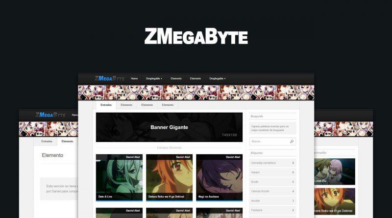 zmegabyte-plantilla-anime-blogger