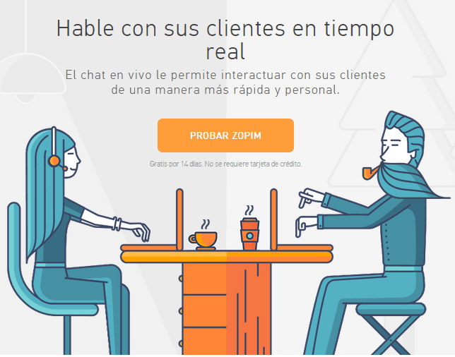 Chat-para-Blogger-Zopim