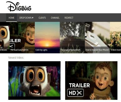 Digbug-Blogger