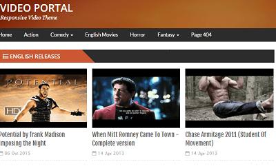 Video-Portal-Blogger