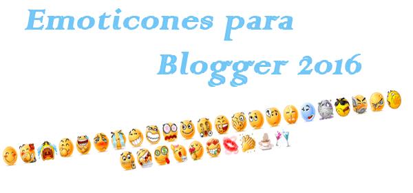 EmoticonesparaBlogger2016