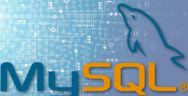 Reparar base de datos MySQL